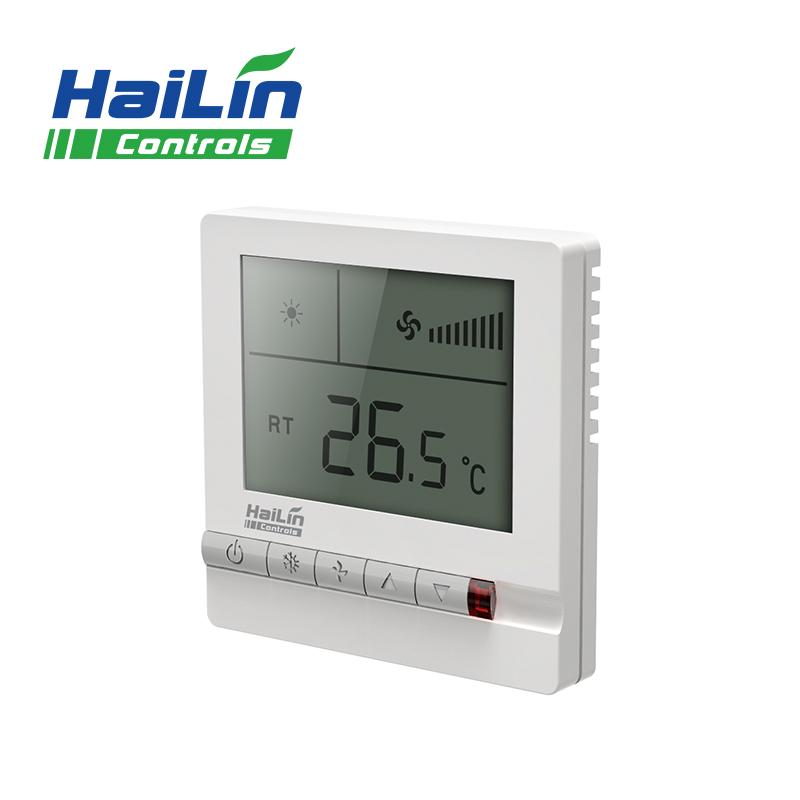 海林HL108系列四管制中央空调温控器