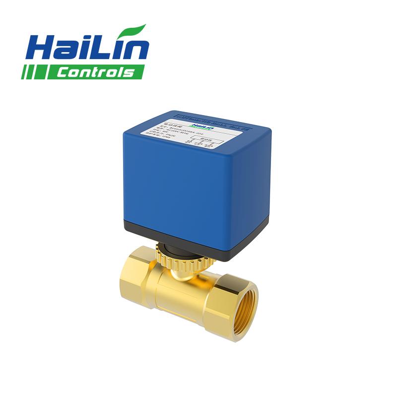 海林BV03系列采暖型电动球阀