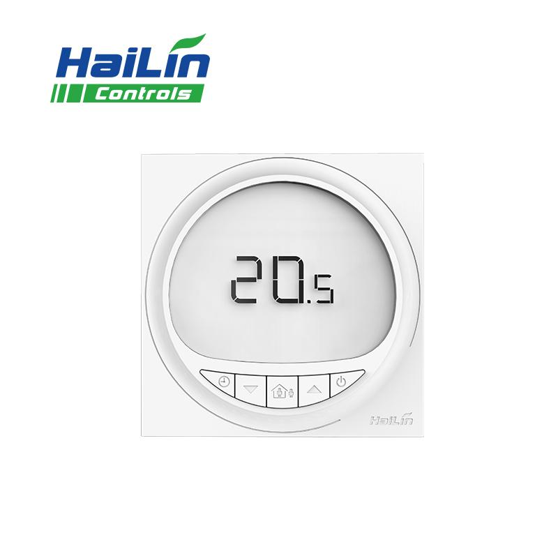海林月动系列空调地暖二合一温控器