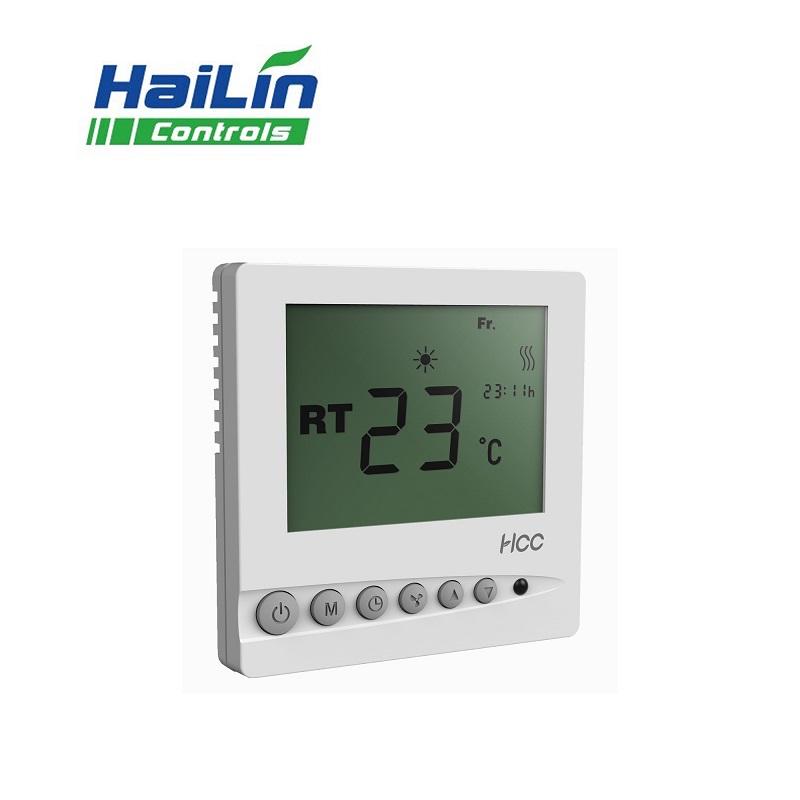 海林HA208系列水采暖地暖温控器